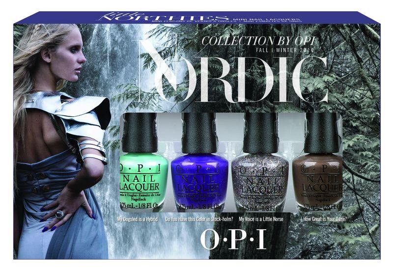 Nordic by OPI_Mini-Set