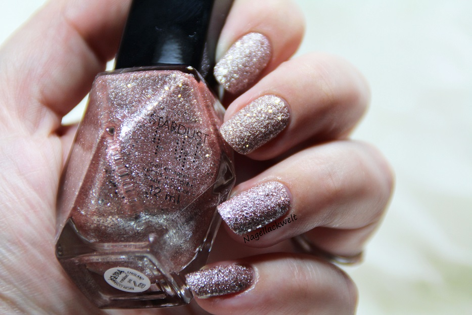 STARDUST  Crystalized Pink