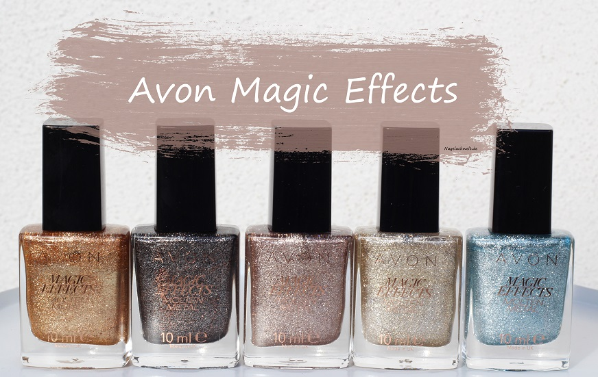 Avon Magic Effects Nagellack