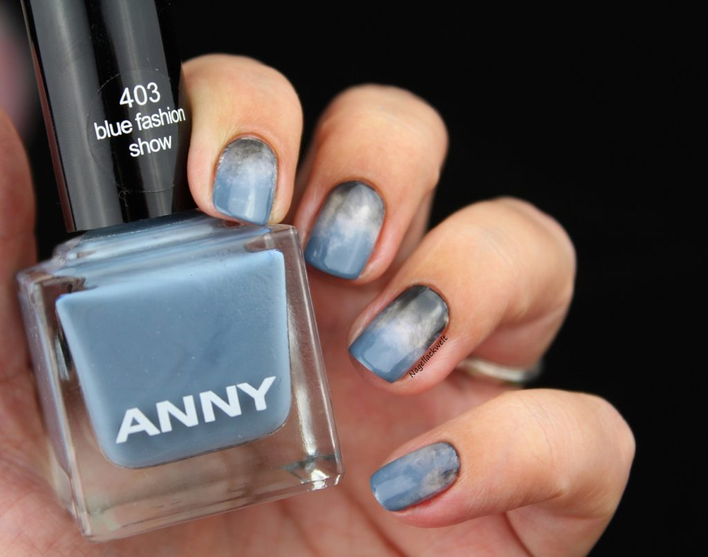 anny nagellack farbverlauf