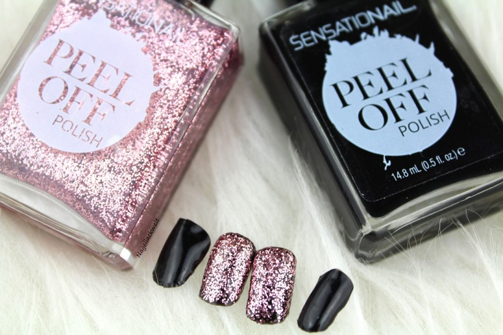 peel off polish sensationail